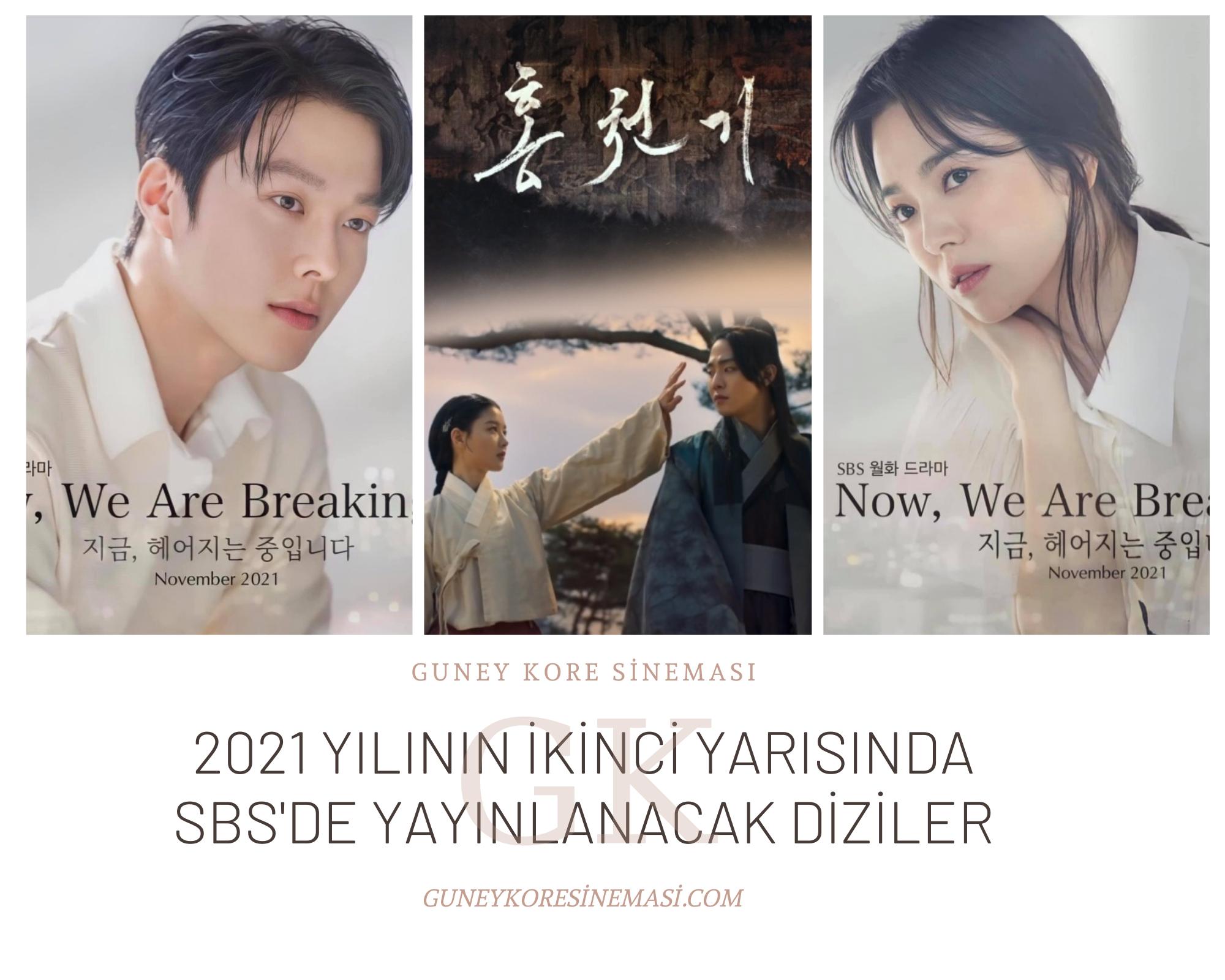 2021 Yılının İkinci Yarısında SBS'de Yayınlanacak Diziler